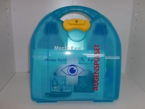 Augenspülset im Koffer