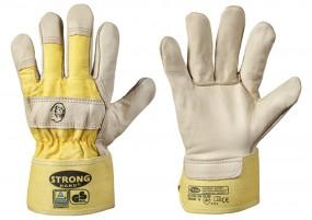 Rindvollleder-Handschuhe LION Größe 10