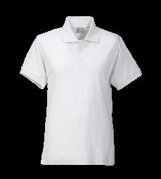 Polo-Shirt weiß