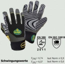 07. Handschuhe FerdyF. Mechanics kurz