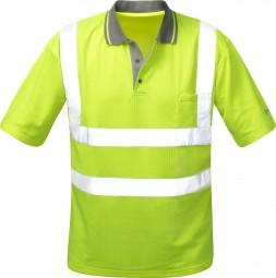 SAFESTYLE® Warnschutz-Poloshirt DIEGO