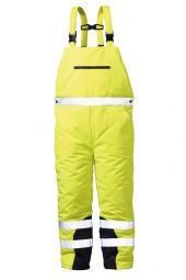 ARNE Winter Warnschutzhose Gelb/Marine