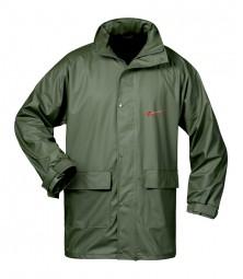 Regenschutzbekleidung-PU-Stretch-oliv