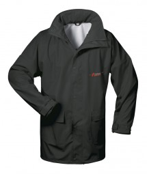 Regenschutzbekleidung-PU-Stretch-schwarz