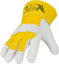 ADLER-TOP Rindnarbenleder-Handschuhe