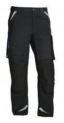 FLEXOLUTION Bundhose schwarz
