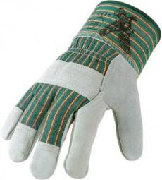 Rinderspaltleder-Handschuh Falke G