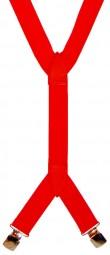 Hosenträger mit Leder-Rückenteil 120 mm Ausführung 04