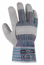 Rindkernhandspaltleder-Handschuhe Taunus