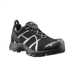 BLACK EAGLE Safety 41 low/black-silver S1P